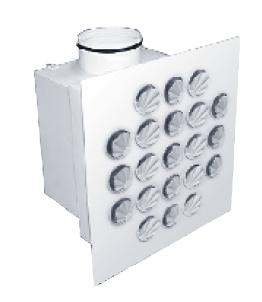Воздухораздающие блоки для чистых помещений ВБТ